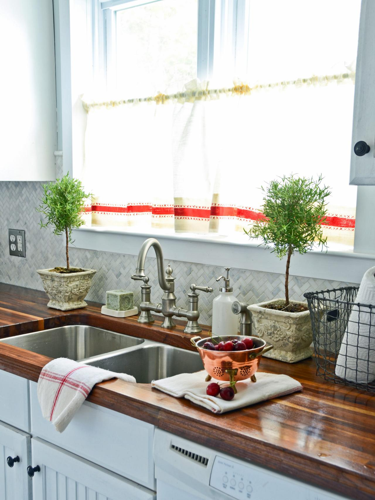 Best How To Decorate Kitchen Counters Hgtv Pictures Ideas Hgtv This Month
