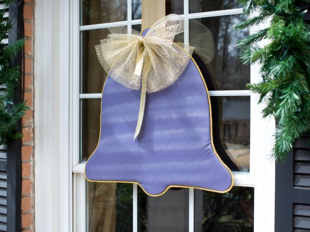 Best Diy Upholstered Window Ornaments Hgtv This Month