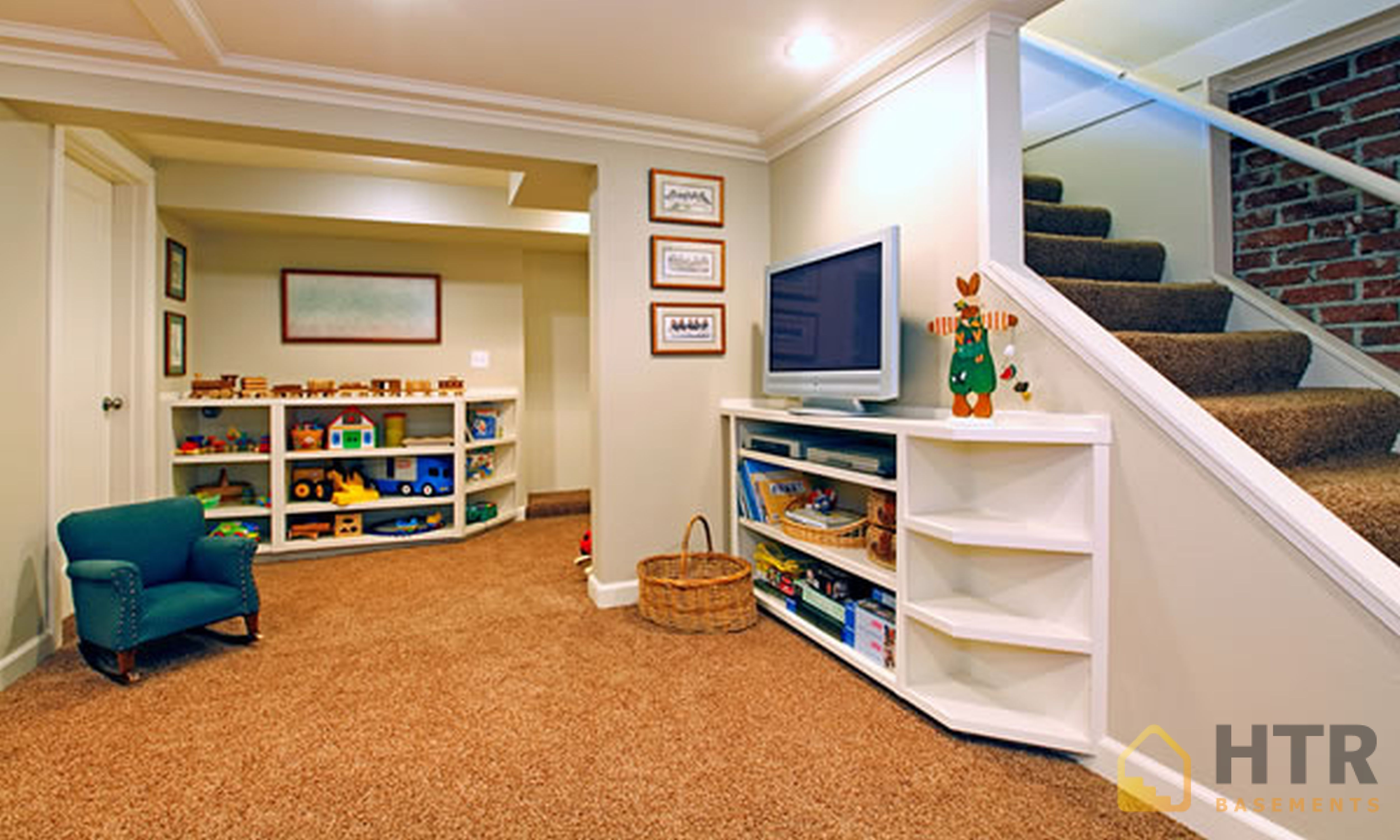 Best Basement Finishing Projects High Tech Renovation This Month
