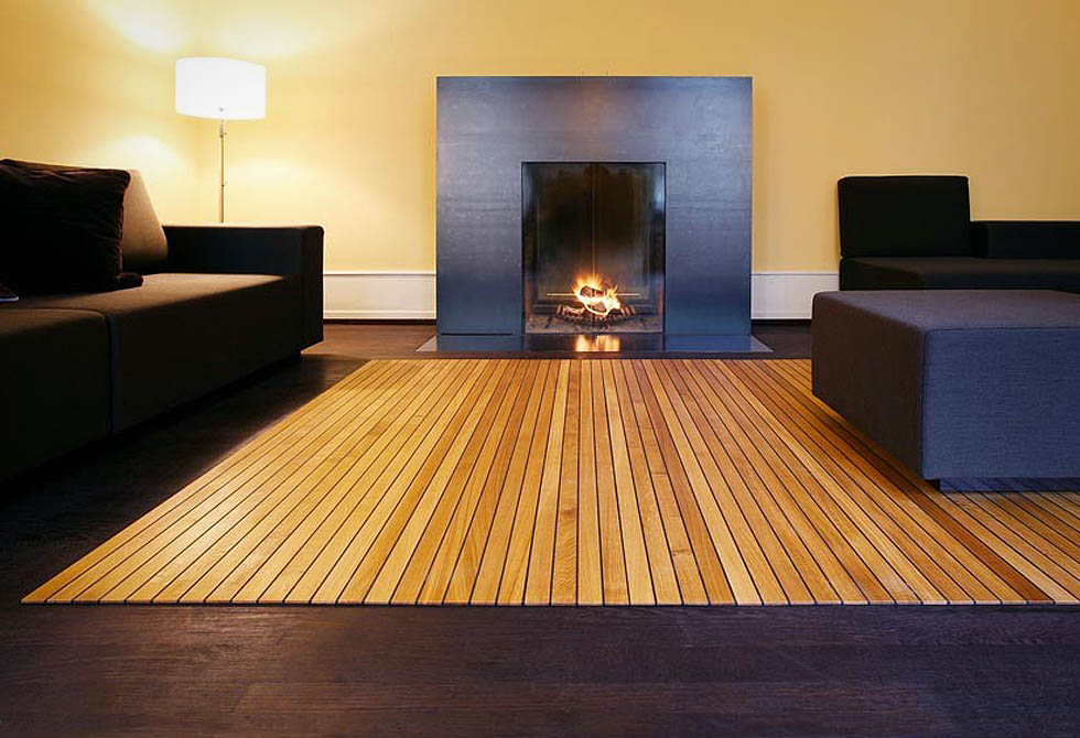 Best Wooden Area Rug By Ruckstuhl – Lumberjac This Month