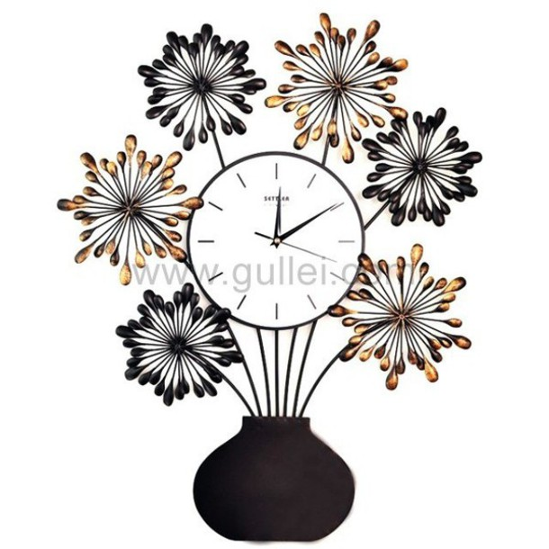 Best Home Accessory Gullei Com Huge Wall Clocks Large Metal This Month