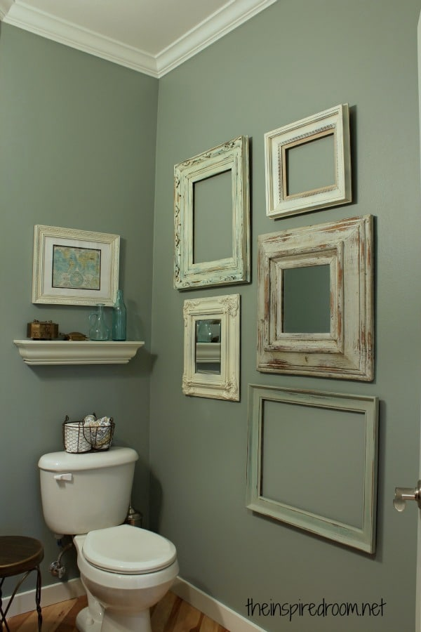 Best Powder Room Take Two 2Nd Budget Makeover Reveal The This Month