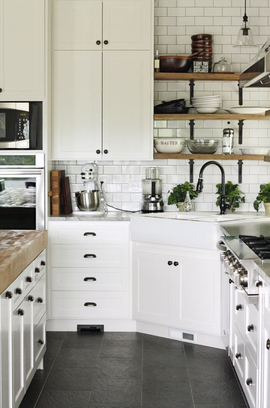 Best Black Hardware Kitchen Cabinet Ideas The Inspired Room This Month