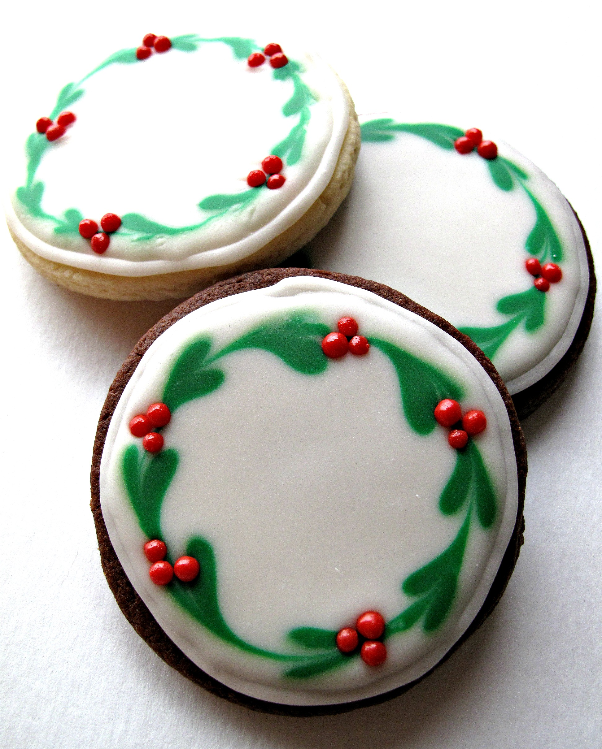 Best Chocolate Covered Oreos And Iced Christmas Sugar Cookies This Month