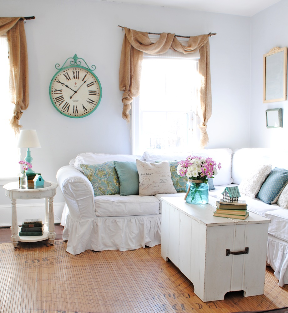 Best Farmhouse Style Spring Decor Town Country Living This Month