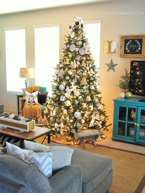 Best 11 Awesome Christmas Decoration Ideas For An Apartment This Month