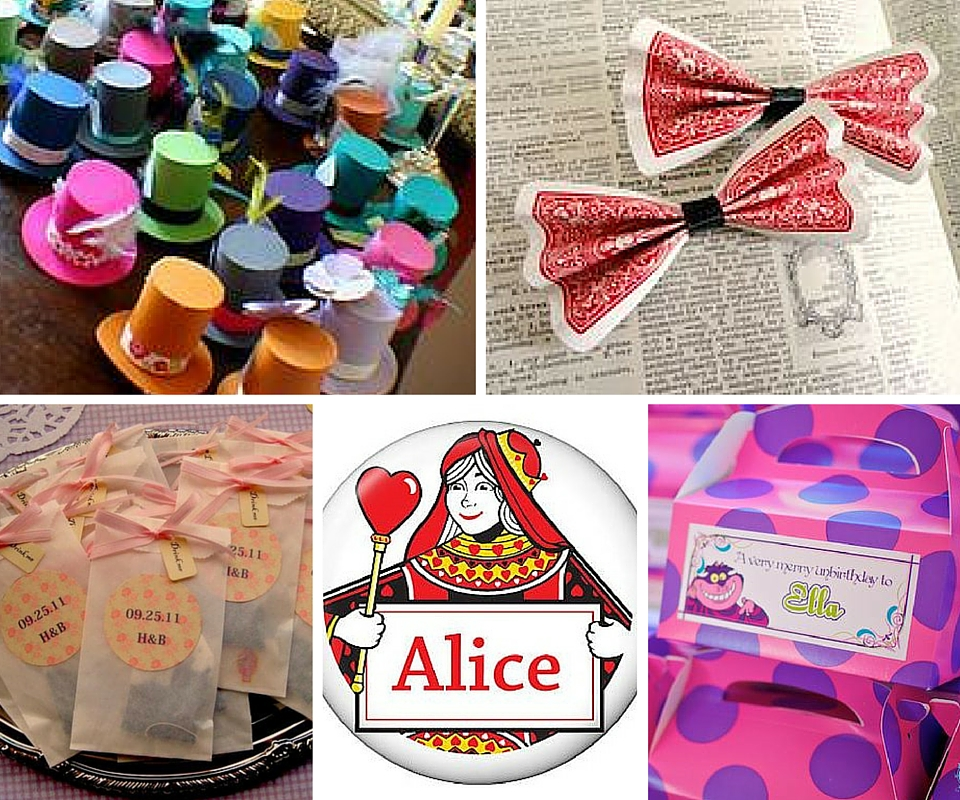 Best Alice In Wonderland Party Ideas Birthday In A Box This Month