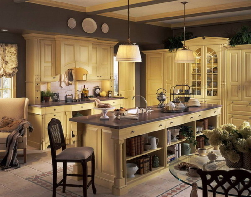 Best Elegant French Country Kitchen Decorating Ideas Kitchen This Month