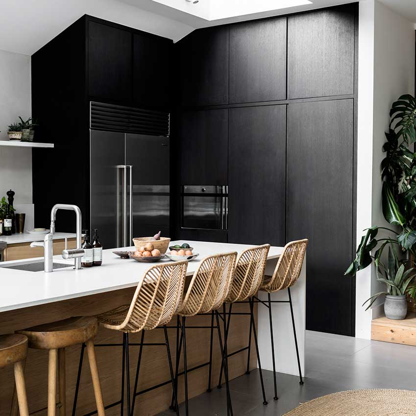 Best Solutions The Relaxing Kitchen Elle Decoration Uk This Month