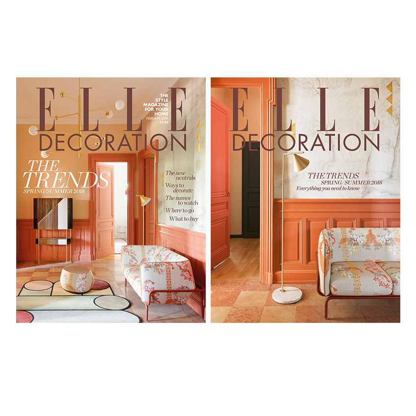 Best February 2018 Elle Decoration Uk This Month