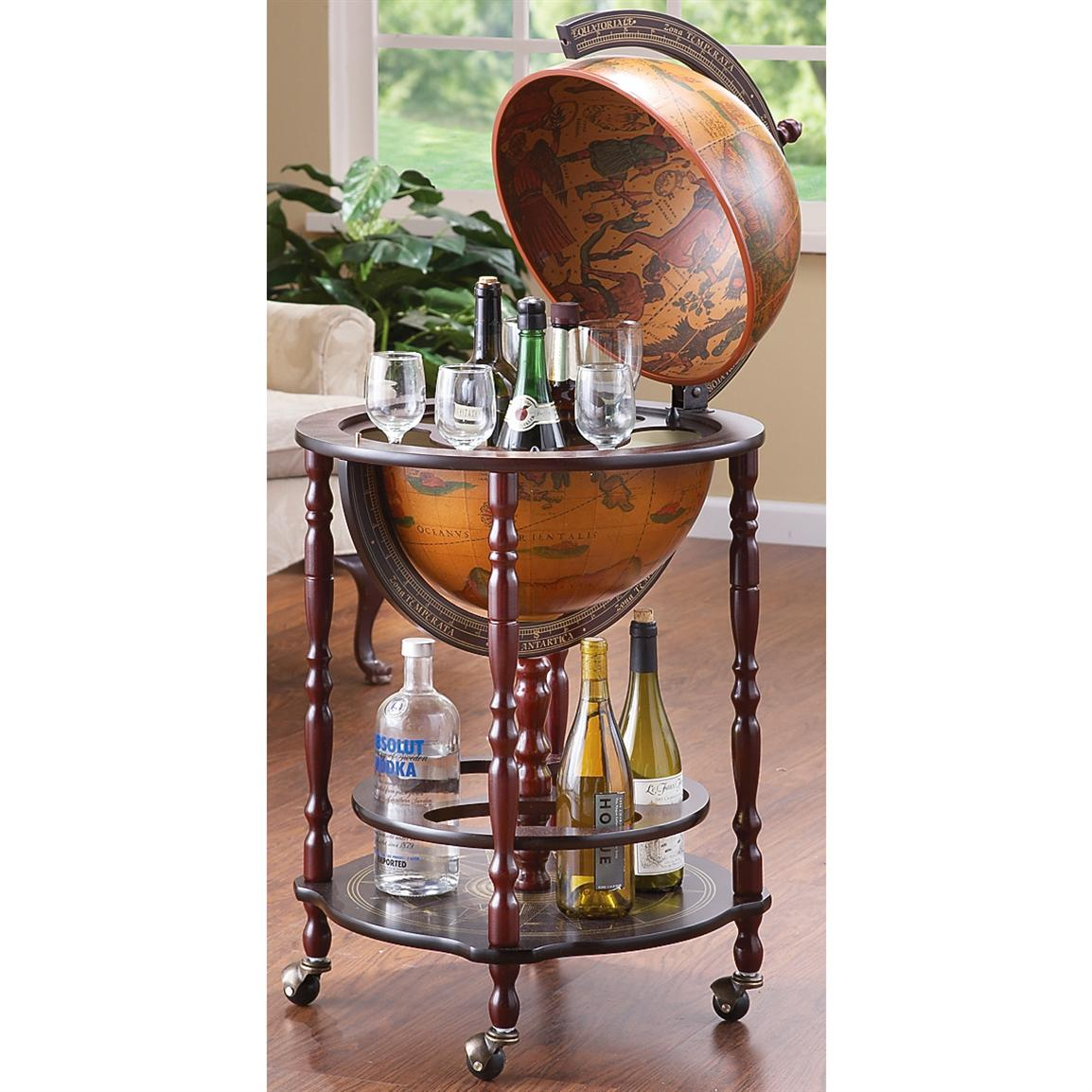 Best Globe Wine Bar 146444 Decorative Accessories At This Month