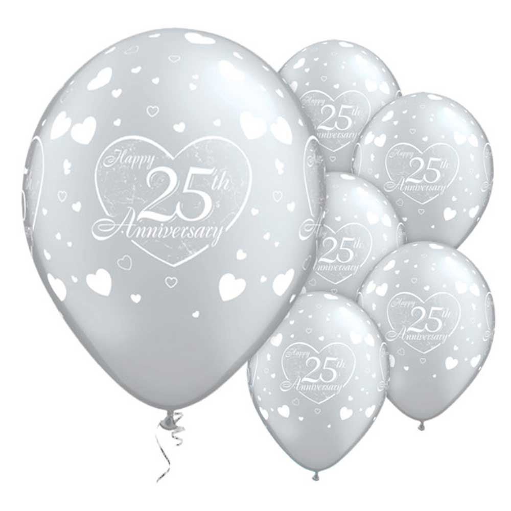 Best 11 Wedding Anniversary Printed Balloons Party Decorations This Month