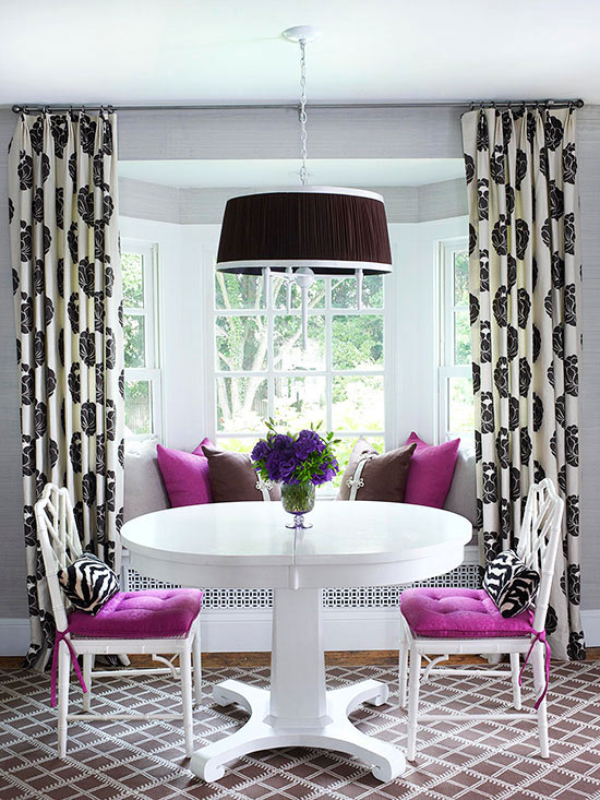 Best Bay And Bow Window Treatment Ideas This Month
