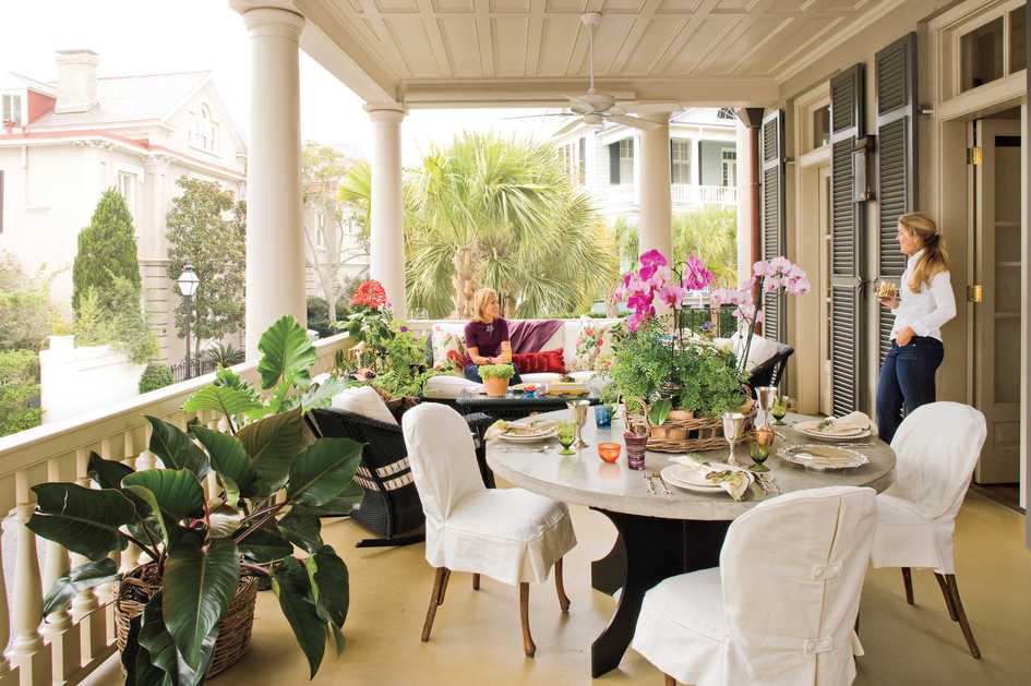 Best Charleston South Carolina Decorating Ideas Southern Living This Month