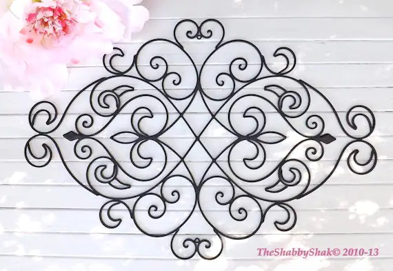 Best Customer Appreciation Wrought Iron Wall Decor By This Month