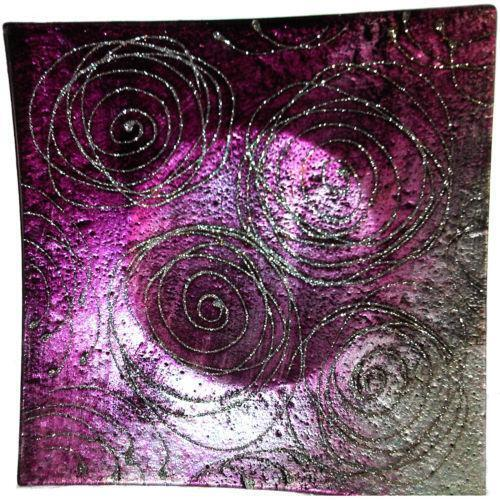 Best Decorative Glass Plate Ebay This Month