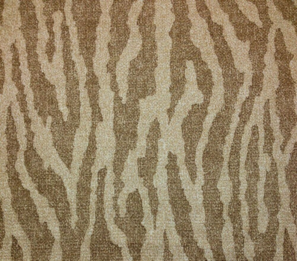 Best Ballard Design Nomad Zebra Animal Print Beige Upholstery This Month