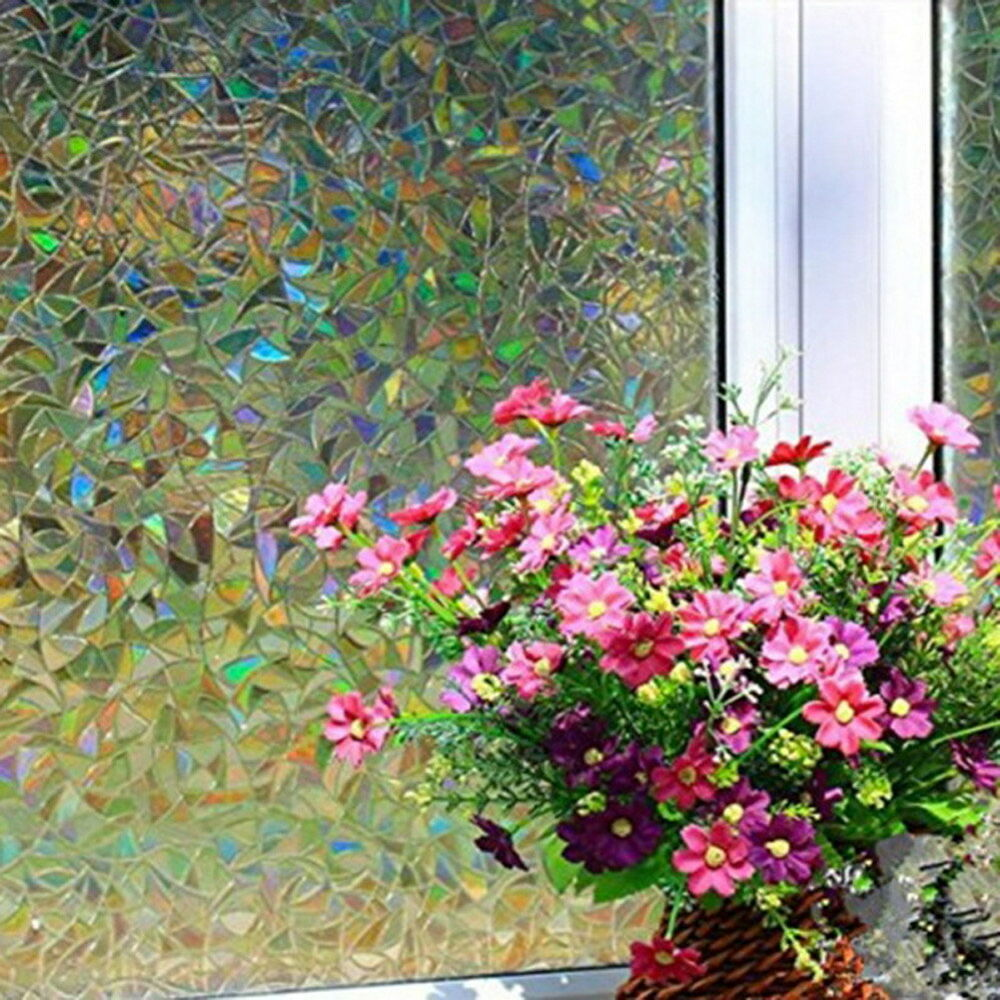 Best 3D Static Cling Decorative Frosted Stained Privacy Glass This Month
