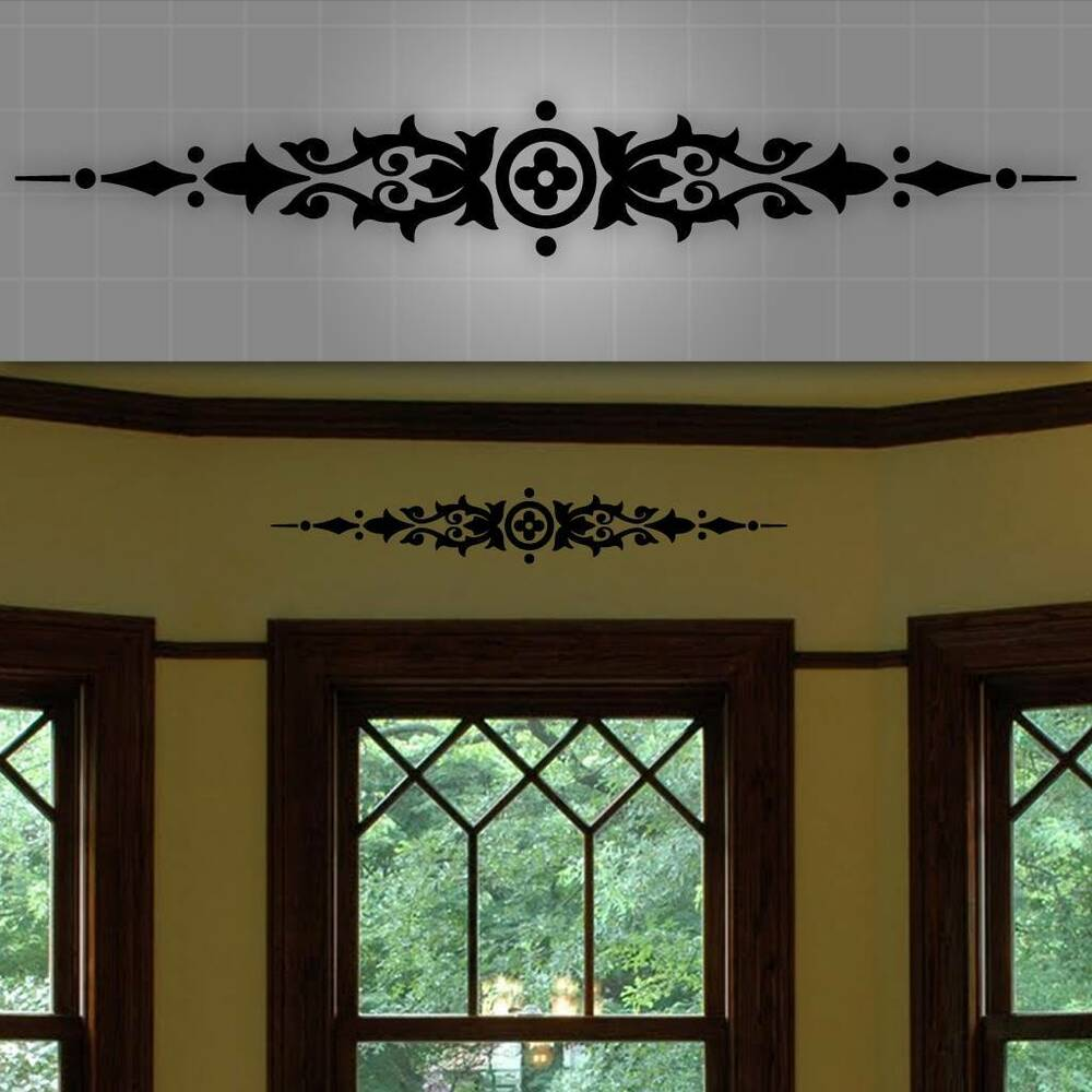Best Decorative Window Accent Decal Door Accent Sticker Wall This Month