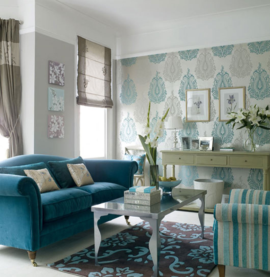 Best The Texture Of Teal And Turquoise – A Bold And Beautiful This Month