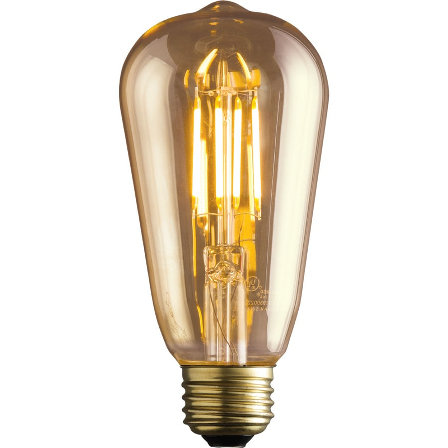 Best Shop Kichler Lighting Vintage 3 5 Watt 60W Equivalent 2 This Month