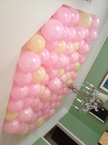 Best Stitches And Purls • Diy Balloon Decorations Ya'll This Month