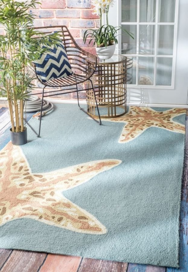 Best Beach Rugs Beach Area Rugs Beachfront Decor This Month