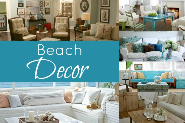 Best Beached Themed Living Room Decor Blissfully Domestic This Month