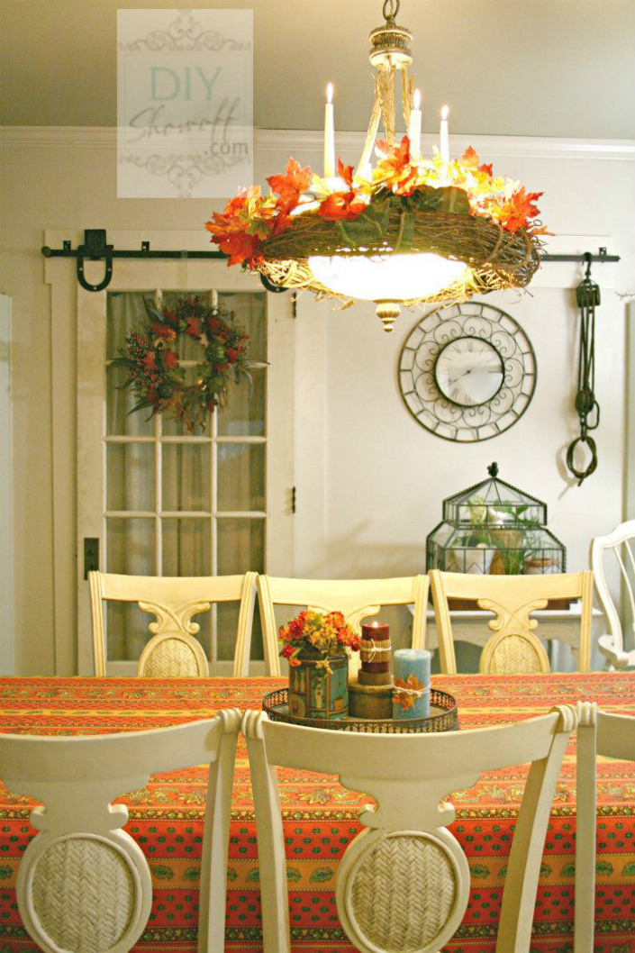 Best Fall Decorating Ideas On Pinterest For Your Dining Room This Month