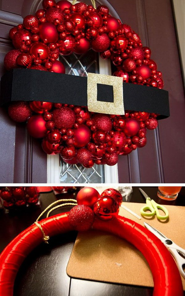 Best 20 Creative Diy Christmas Door Decoration Ideas Noted List This Month