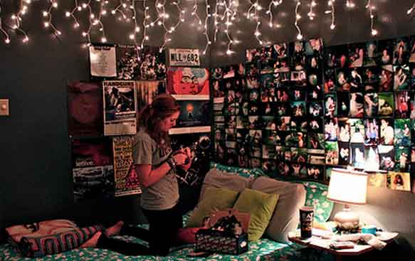 Best Emo Room On Pinterest Emo Bedroom Punk Rock Bedroom And This Month