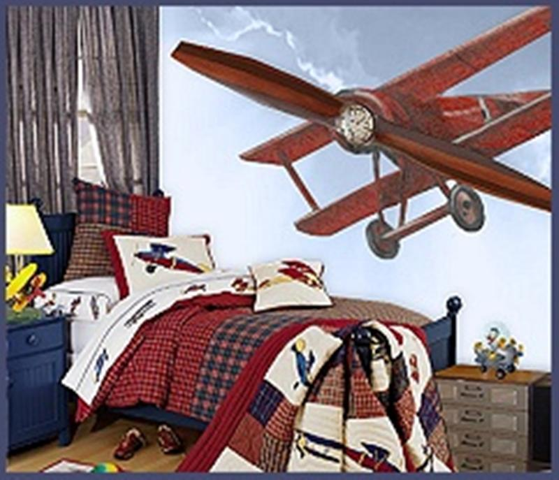 Best 15 Cool Airplane Themed Bedroom Ideas For Boys Rilane This Month