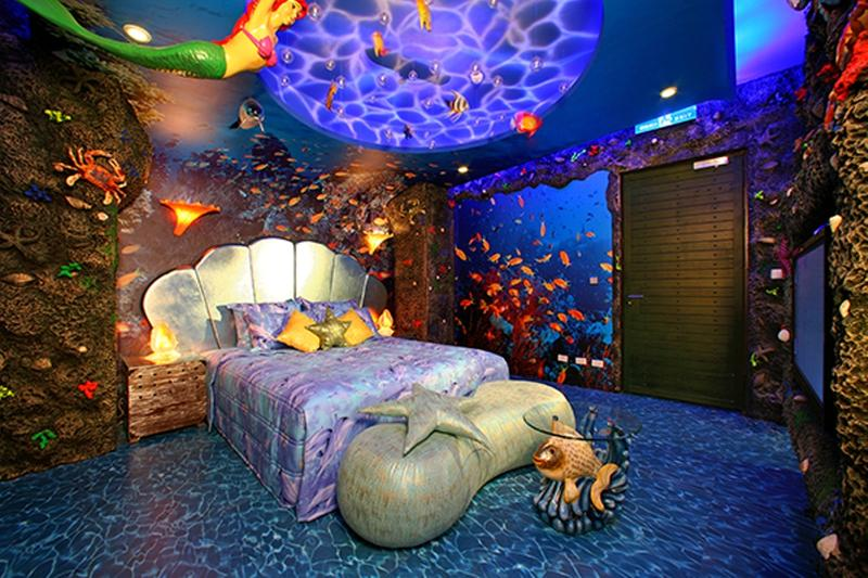 Best 15 Dazzling Mermaid Themed Bedroom Designs For Girls Rilane This Month