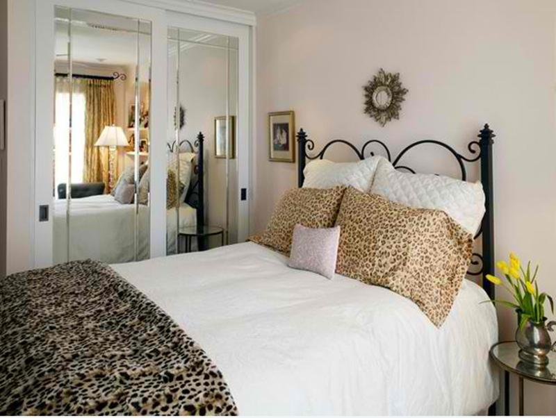 Best Animal Print In 33 Chic And Modern Bedroom Designs Rilane This Month