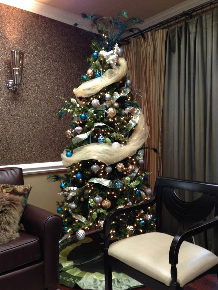 Best Christmas Decorations At Our Rock Hill Dental Office This Month