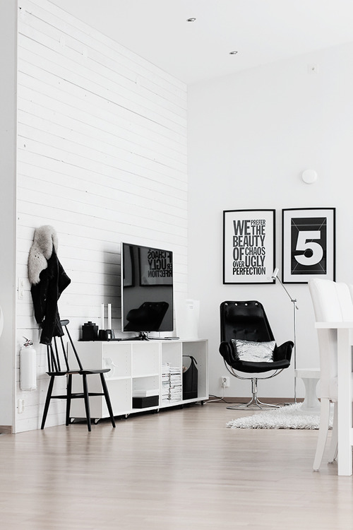 Best Black And White Home Decor Ideas This Month