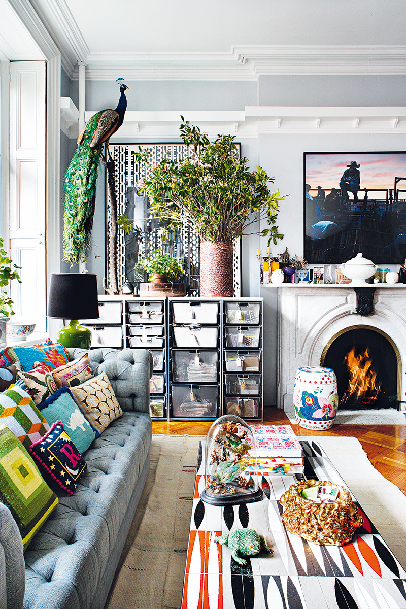 Best Bohemian Apartment In New York This Month