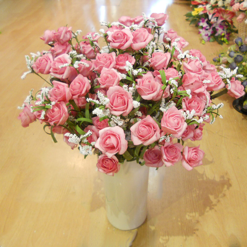 Best Artificial Flower In Decorative Pots Artificial Flowers This Month