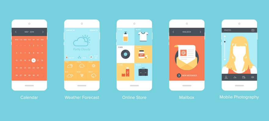 Best Factors To Make A Successful Mobile App Design Graphicloads This Month