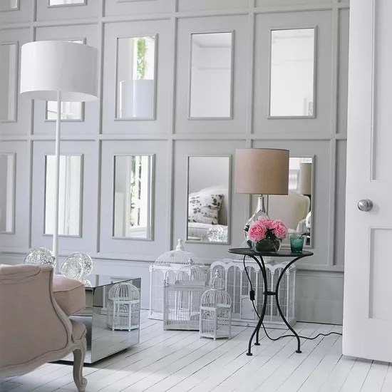Best 5 Ways To Decorate With Mirrors Ideal Home This Month