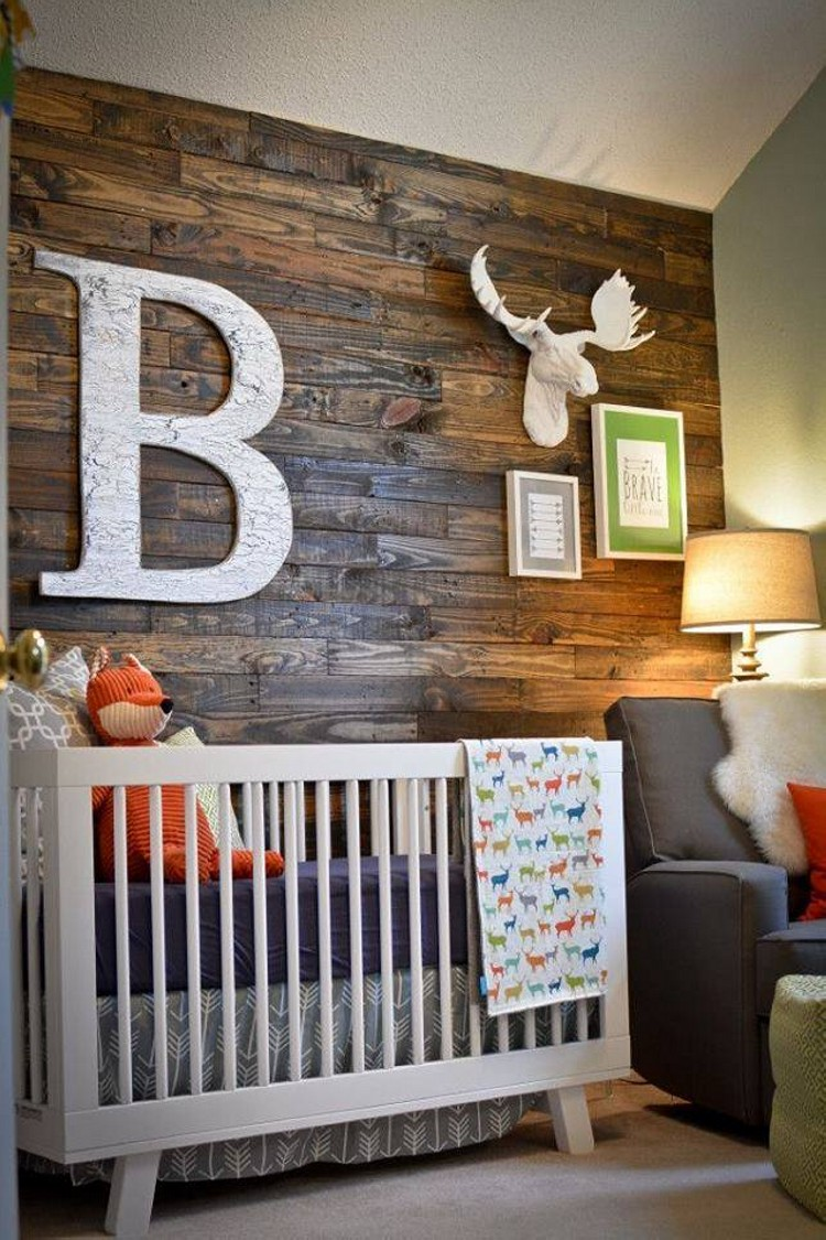 Best Accent Wall Out Of Wood Pallets Upcycle Art This Month