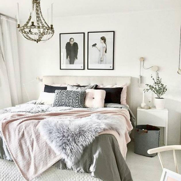 Best Bedroom Ideas – How To Pull Off The Most Glamorous Pink This Month
