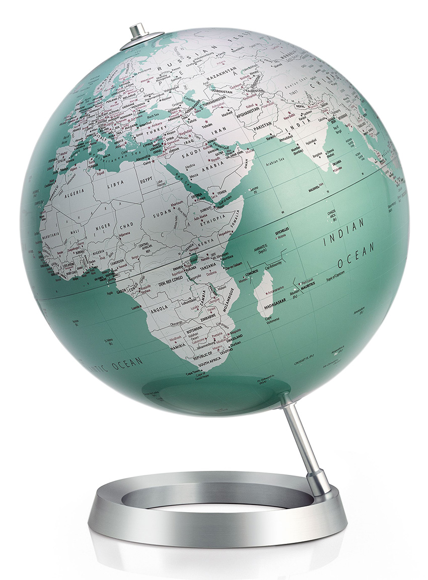 Best Decorative World Globe By Atmosphere Captivatist This Month
