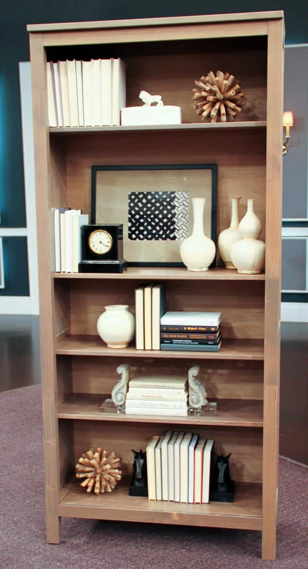 Best How To Style A Bookcase Steven And Chris This Month