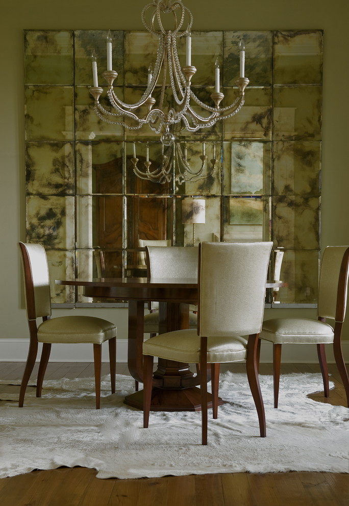 Best Creatively Arranged Decorative Mirrors For Dining Room This Month