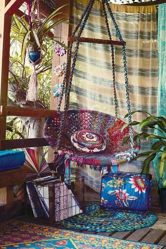 Best 20 Awesome Bohemian Porch Décor Ideas Digsdigs This Month