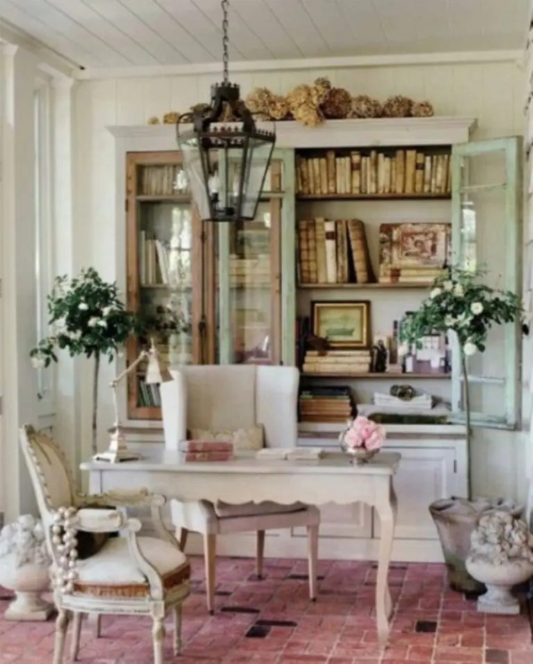 Best 45 Charming Vintage Home Offices Digsdigs This Month