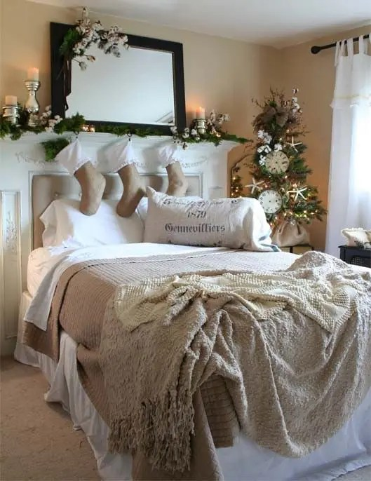 Best 26 Coziest Winter Bedroom Décor Ideas To Get Inspired This Month
