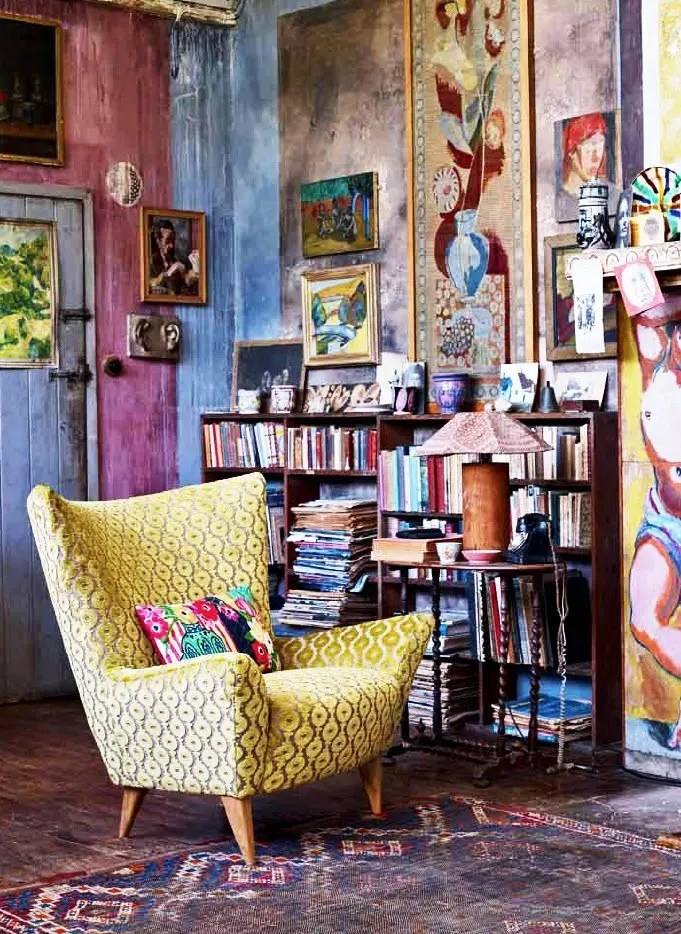 Best Bohemian Style Decorating Ideas This Month