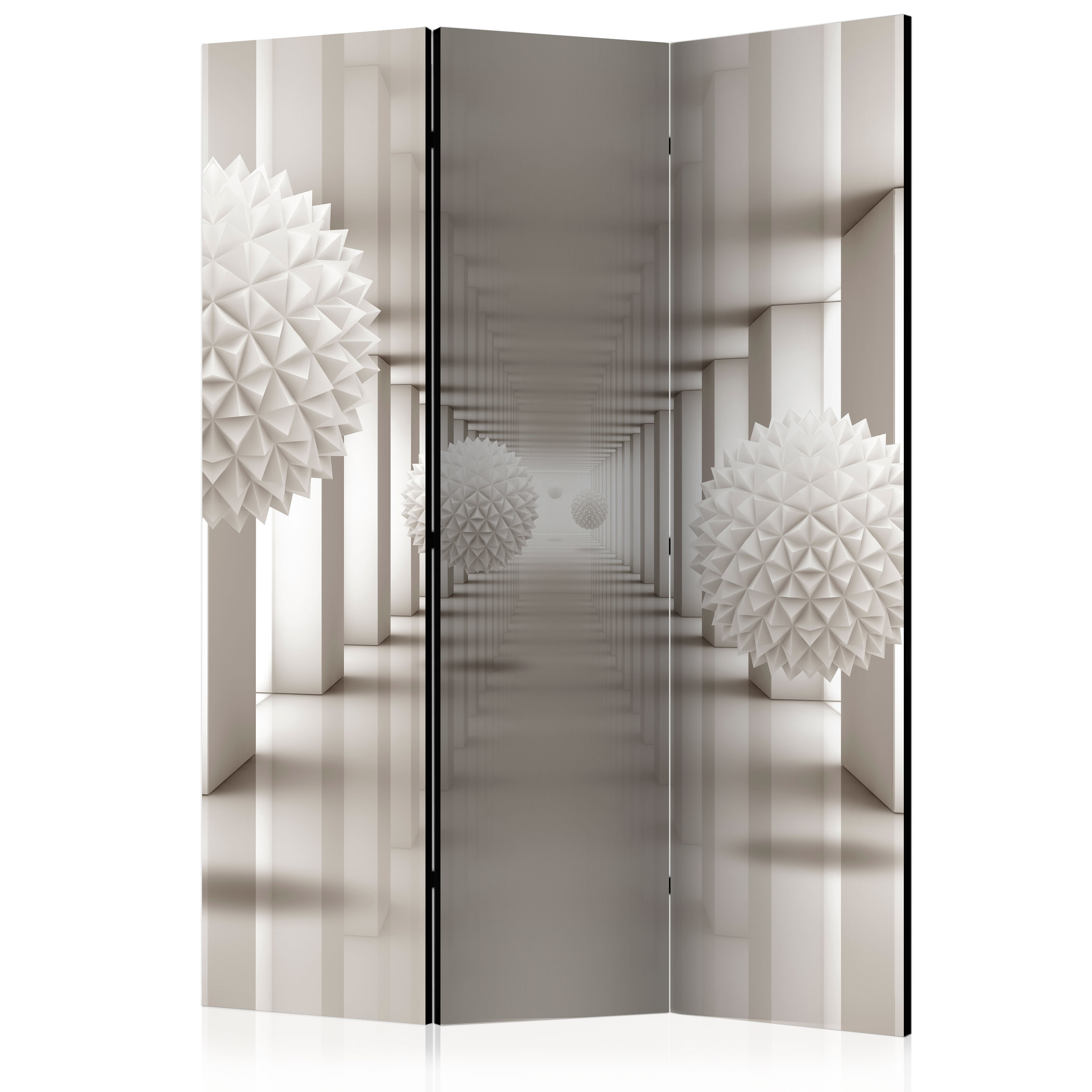 Best Decorative Photo Folding Screen Wall Room Divider Abstract This Month